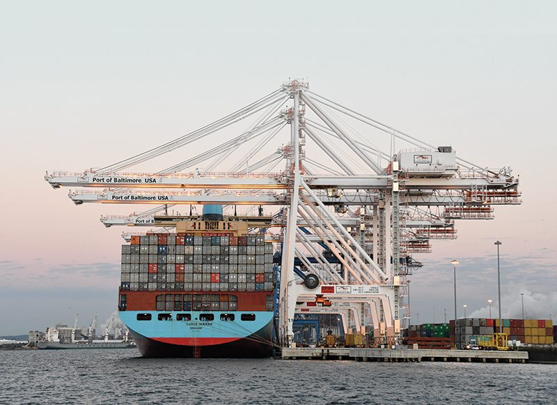 Continued Growth: Gunde Maersk Is Largest Vessel to Enter