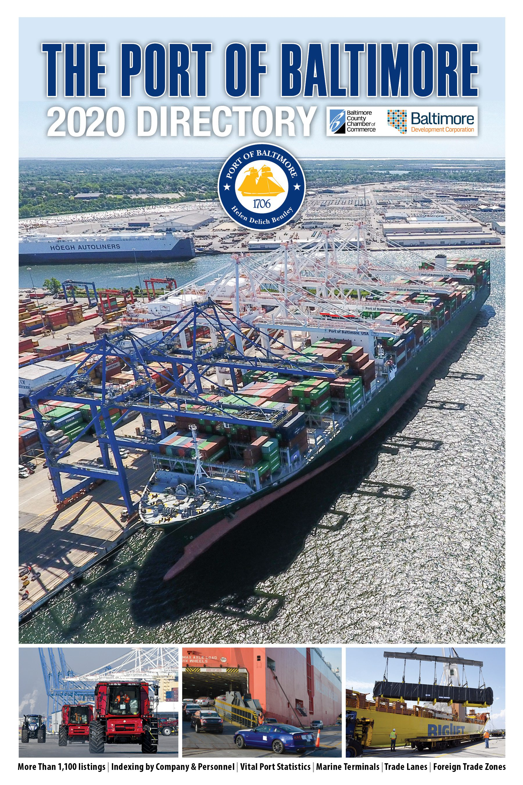 Port Directory 2020 cover